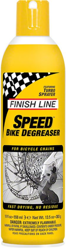 Finish Line Speed Bike Degreaser Jenson Usa