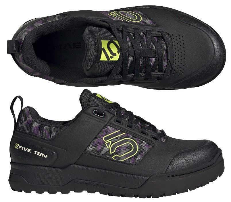 Details about  /Five Ten Womens Impact Pro Mountain Bike Shoes Black Purple Sports Breathable