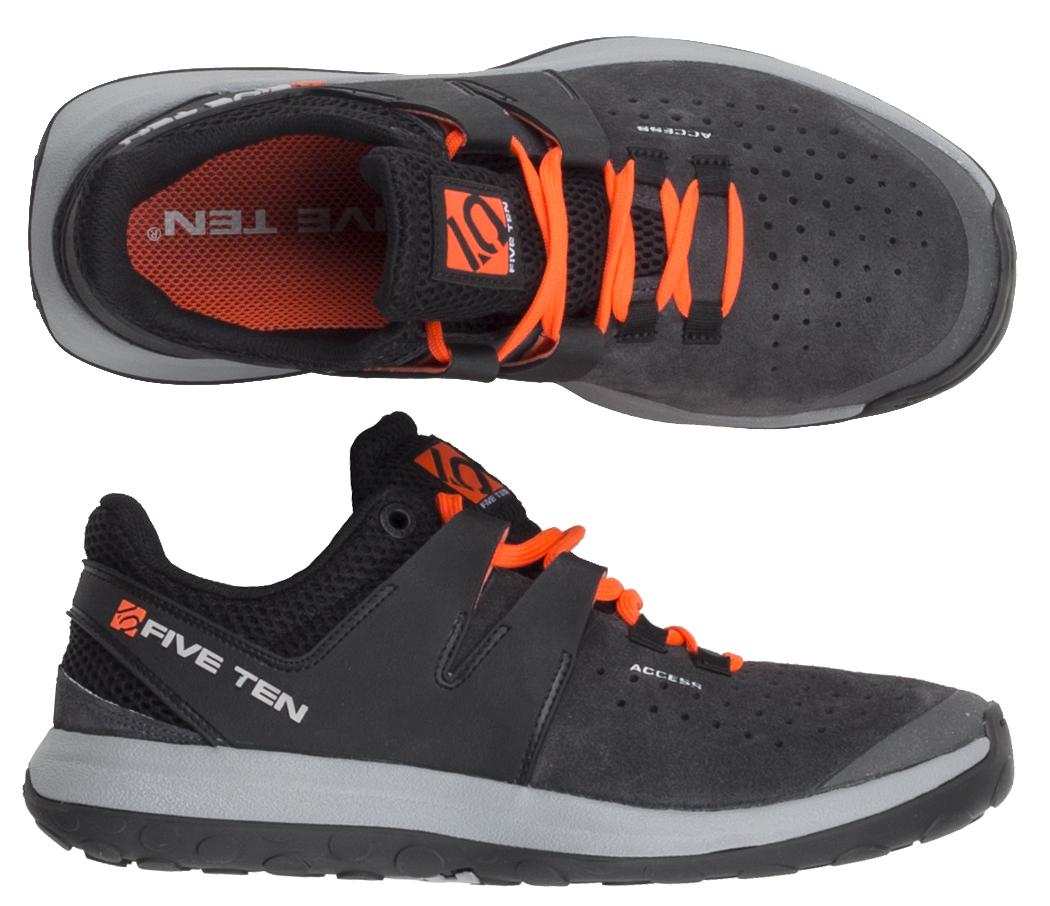 huge selection of 9e5ce 523c9 Five Ten Access Men s Flat Pedal Shoes   Jenson USA