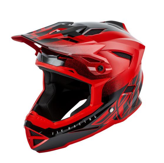 Fly racing bike helmet