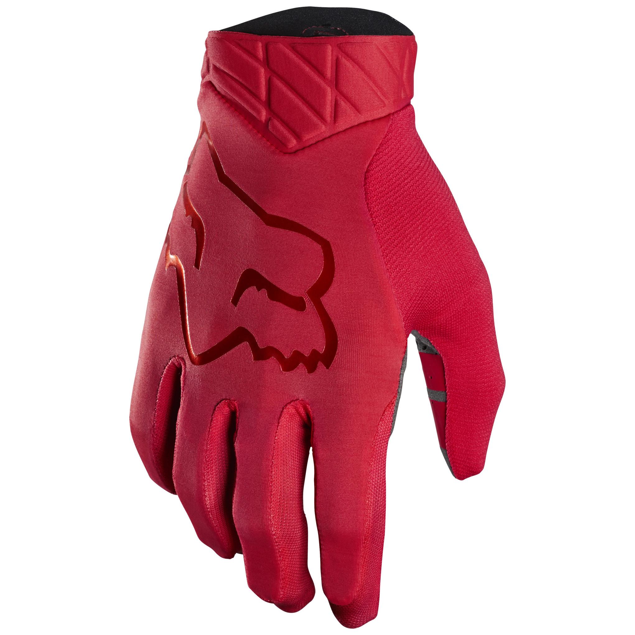 Fox Racing Flexair Glove Light Blue