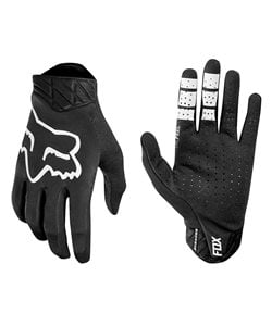 Fox Apparel | Airline Gloves Men's | Size Large in Black