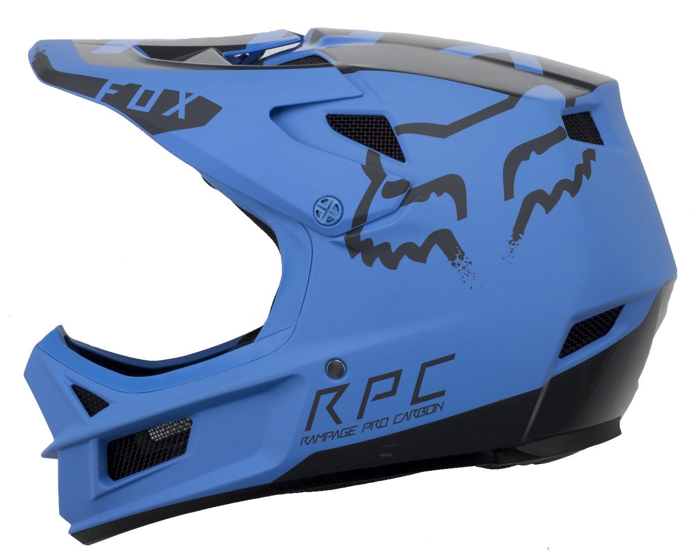 Fox Rampage Pro Carbon Mips Helmet  b80b0b98f2