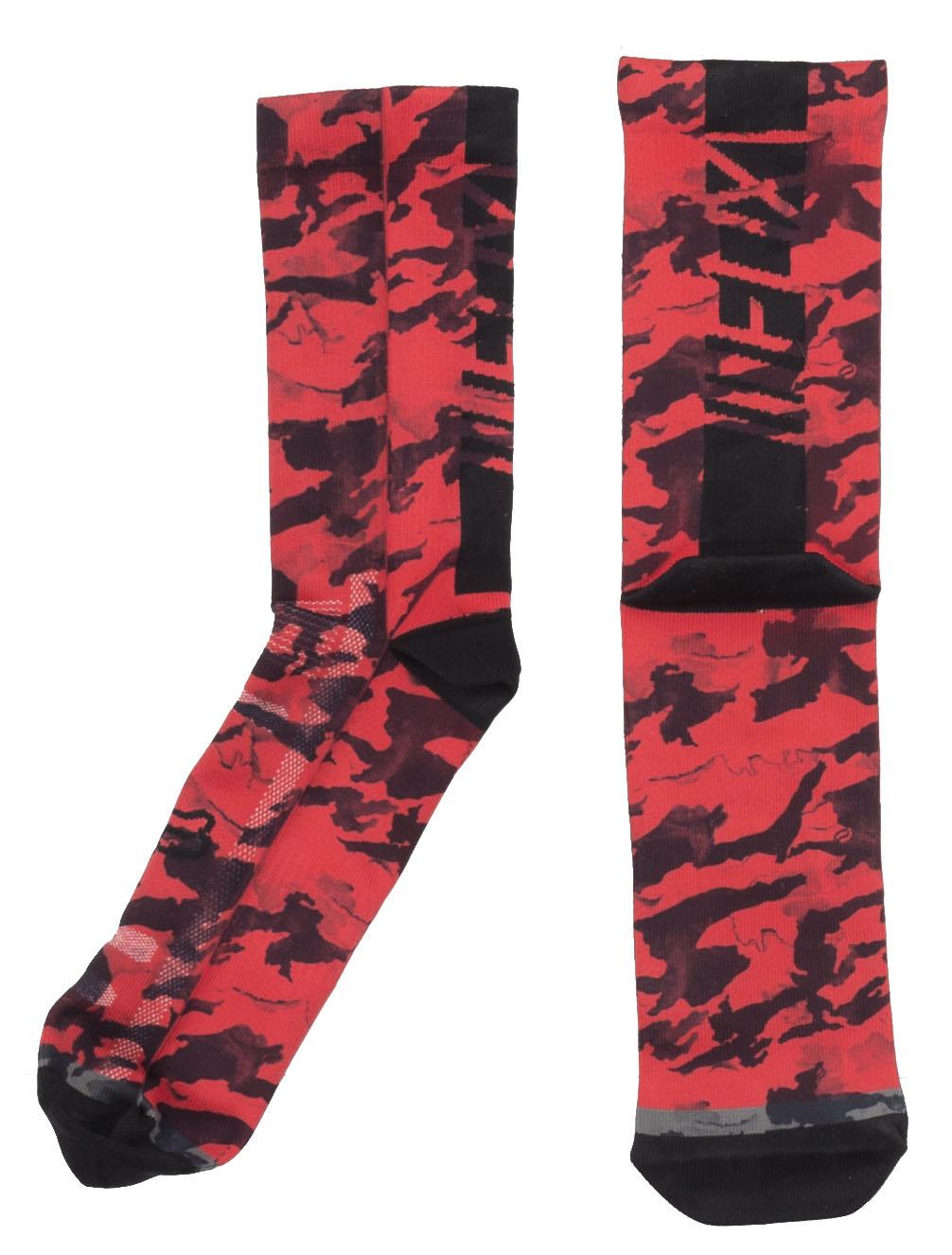 """Fox 8"""" Creo Trail Cycling Socks"""