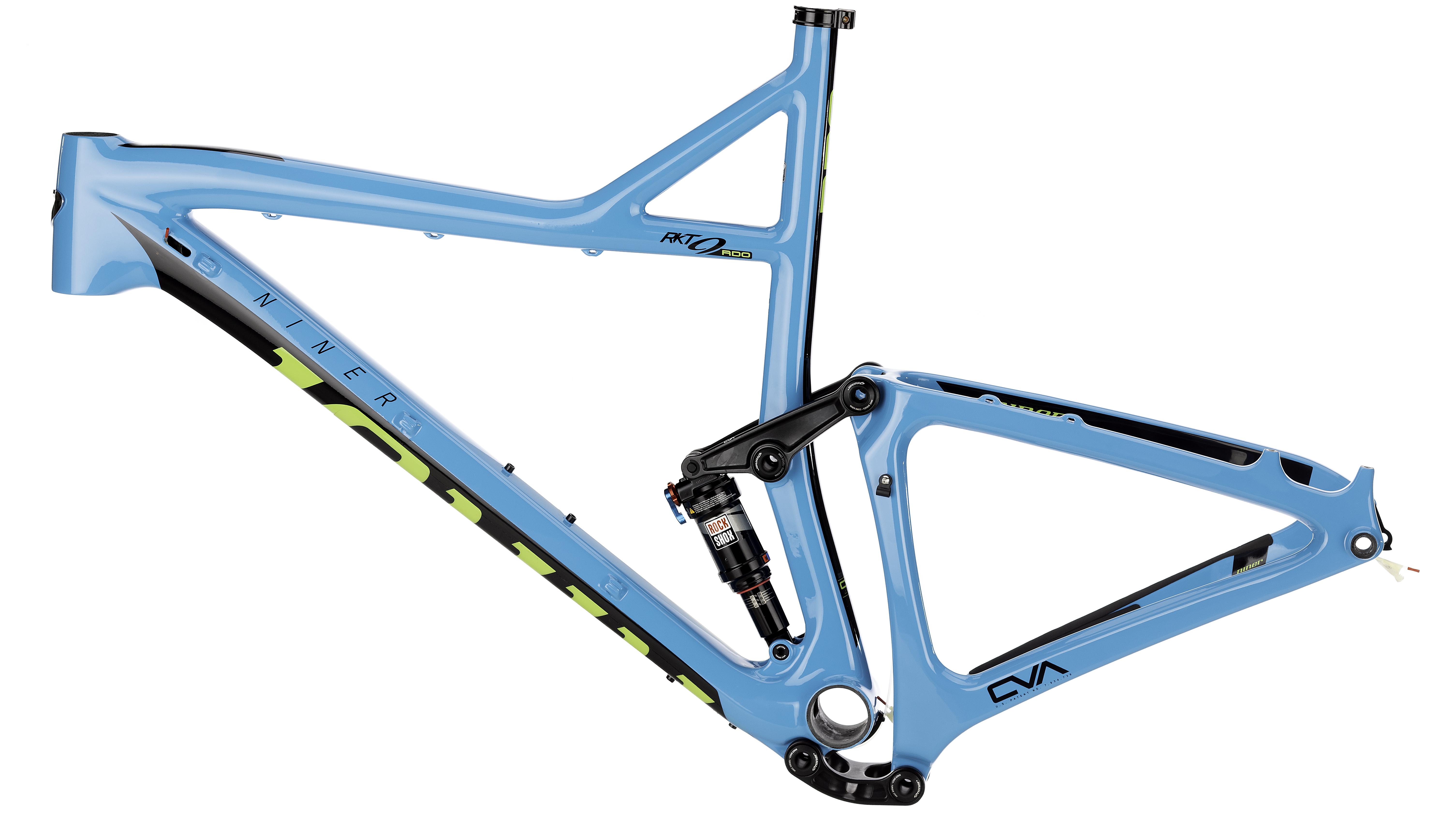 full suspension mountain bike carbon frame