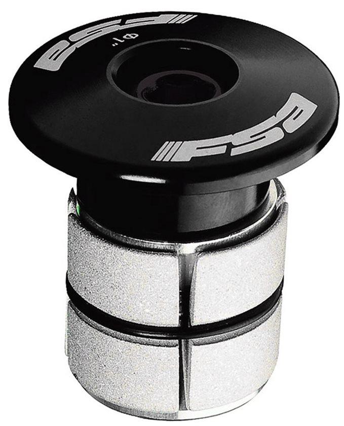 "FSA Compressor 1"" Black Expander Plug"