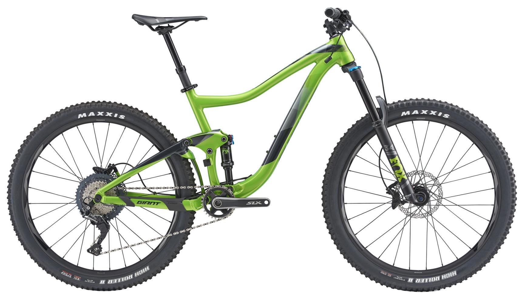 Giant Trance 27.5 2 Bike 2019