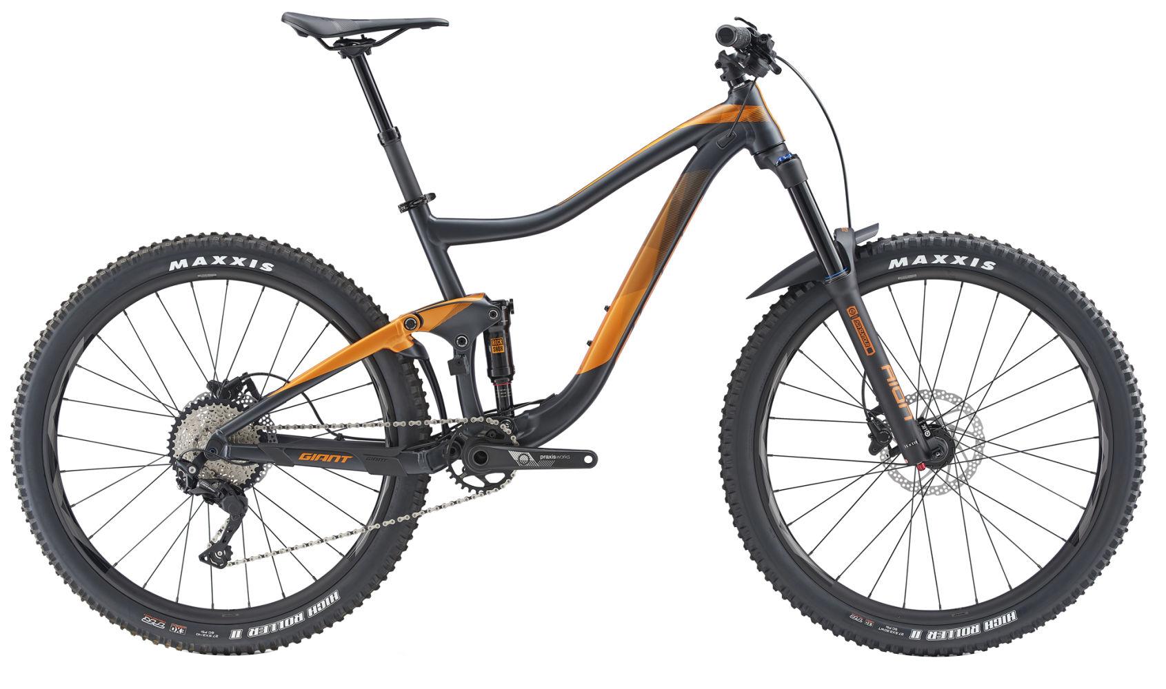 b1b9bbfa44d Giant Trance 27.5 3 Bike 2019   Jenson USA