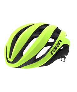Giro | Aether Mips Helmet Men's | Size Large in Highlight Yellow/Black