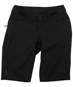Giro | Women's Arc Shorts with Liner | Size 4 in Black