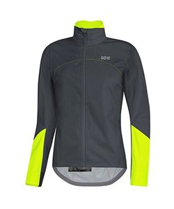 GORE WEAR | Women's GTX Active Jacket | Size Large in Yellow