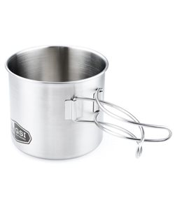 GSI Outdoors Glacier Stainless Cup/Pot