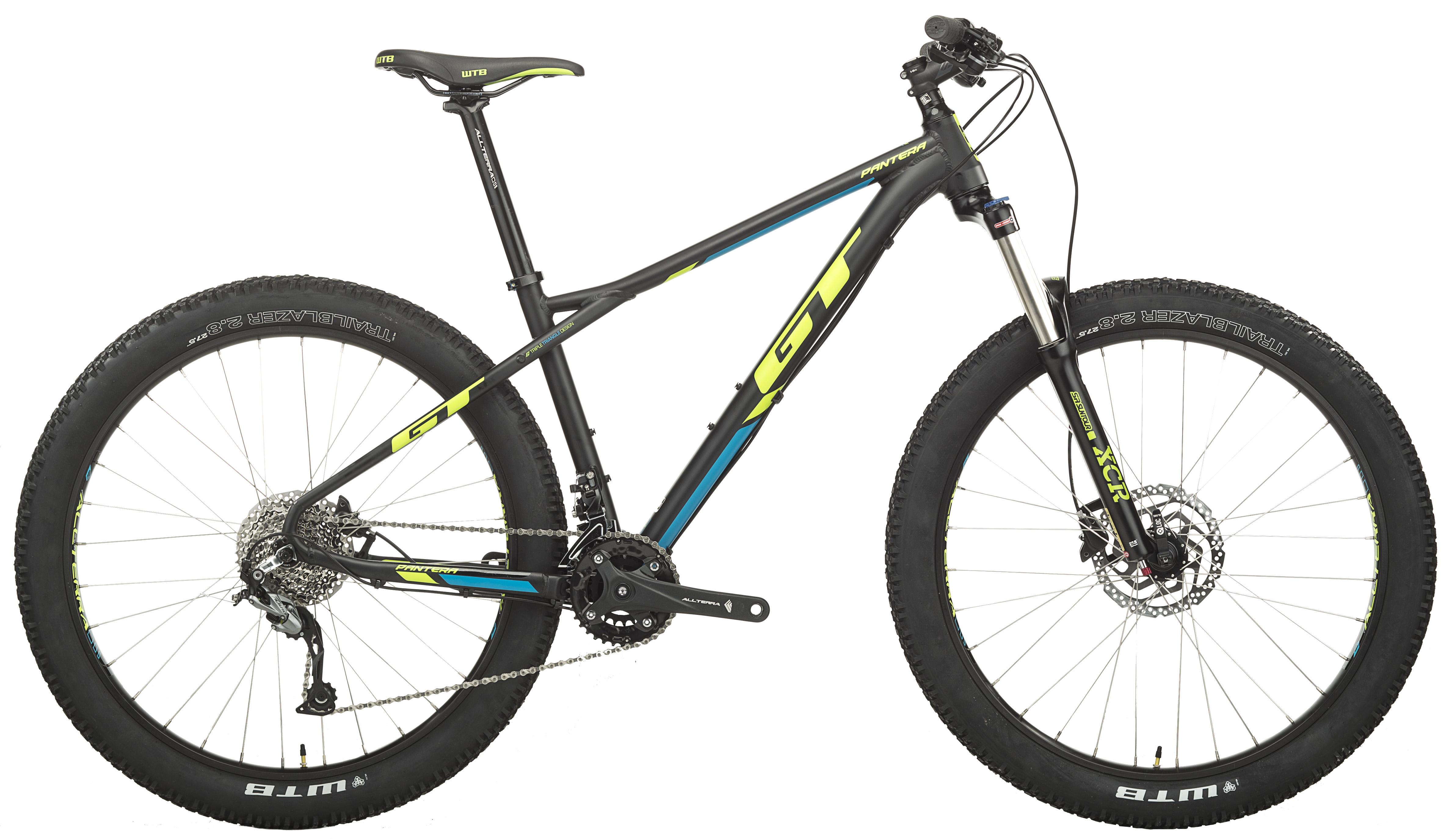 GT Pantera Comp Bike 2018 | Jenson USA