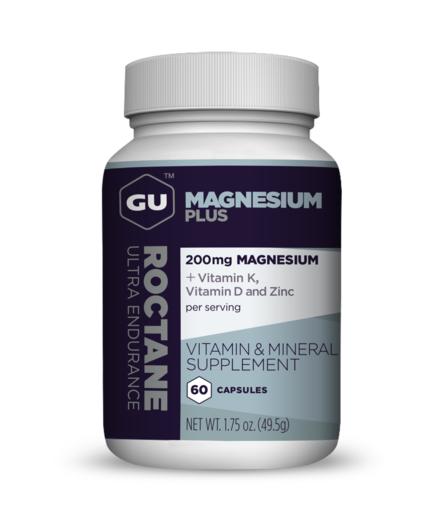 GU Energy Magnesium Plus Capsules