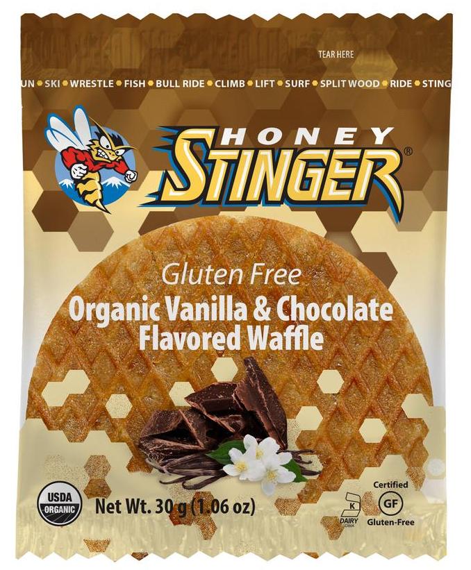Honey Stingers Gluten Free Waffles-16CT.