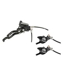 Hope Tech 3 X2 Duo Brakes Black Right