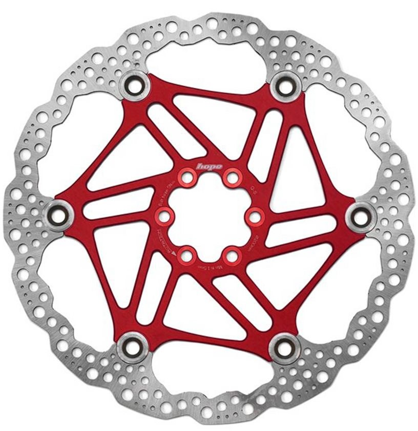MTB Bicycle Aluminum 160//180 203mm Floating Disc Rotor Adapters Post Mount UK