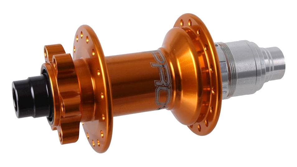 Brand New Hope Pro 4 Front Hub 15mm Thru All Colors and Spoke Hole Counts