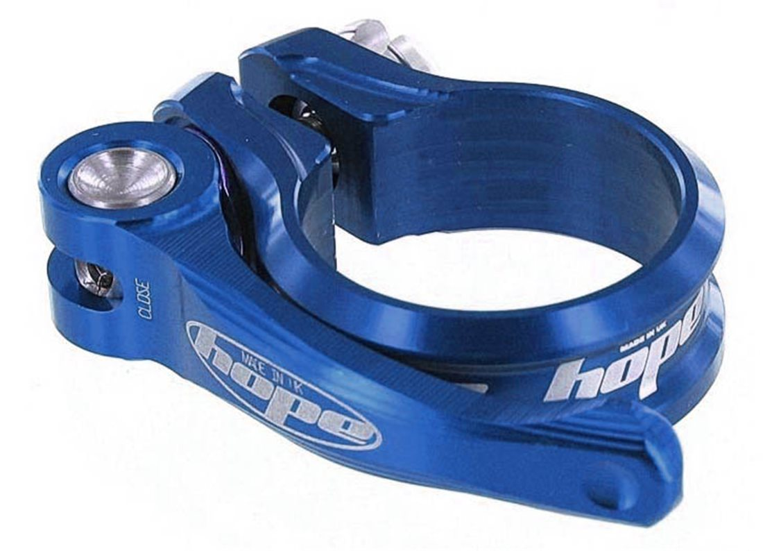 All Colors and Sizes Brand New Hope Bolt On Seat Seatpost Clamp