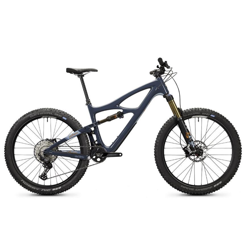 ibis mojo 4 deore 2021 full suspension bike