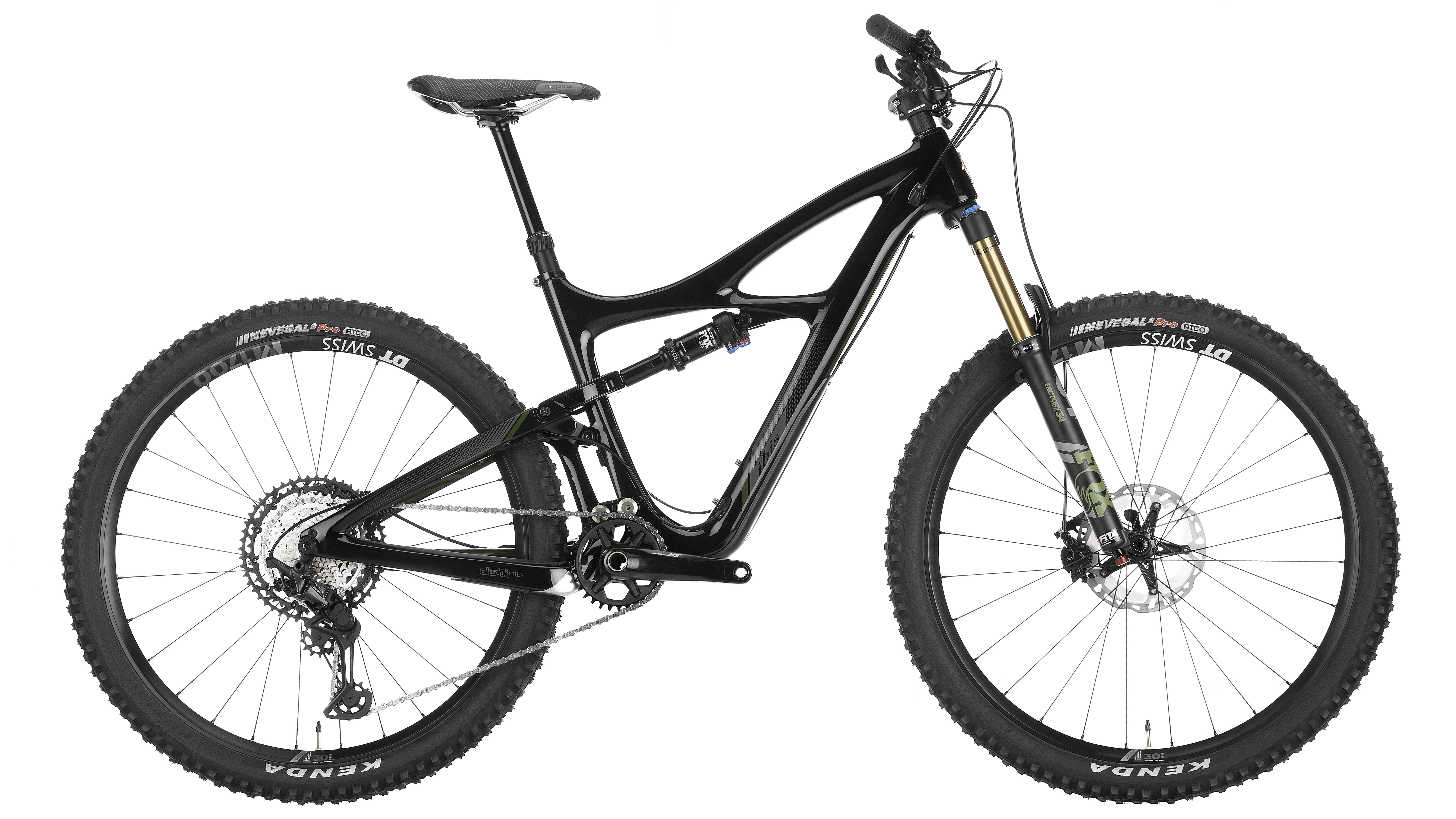 Ibis Mojo 3 XT full-suspension bike
