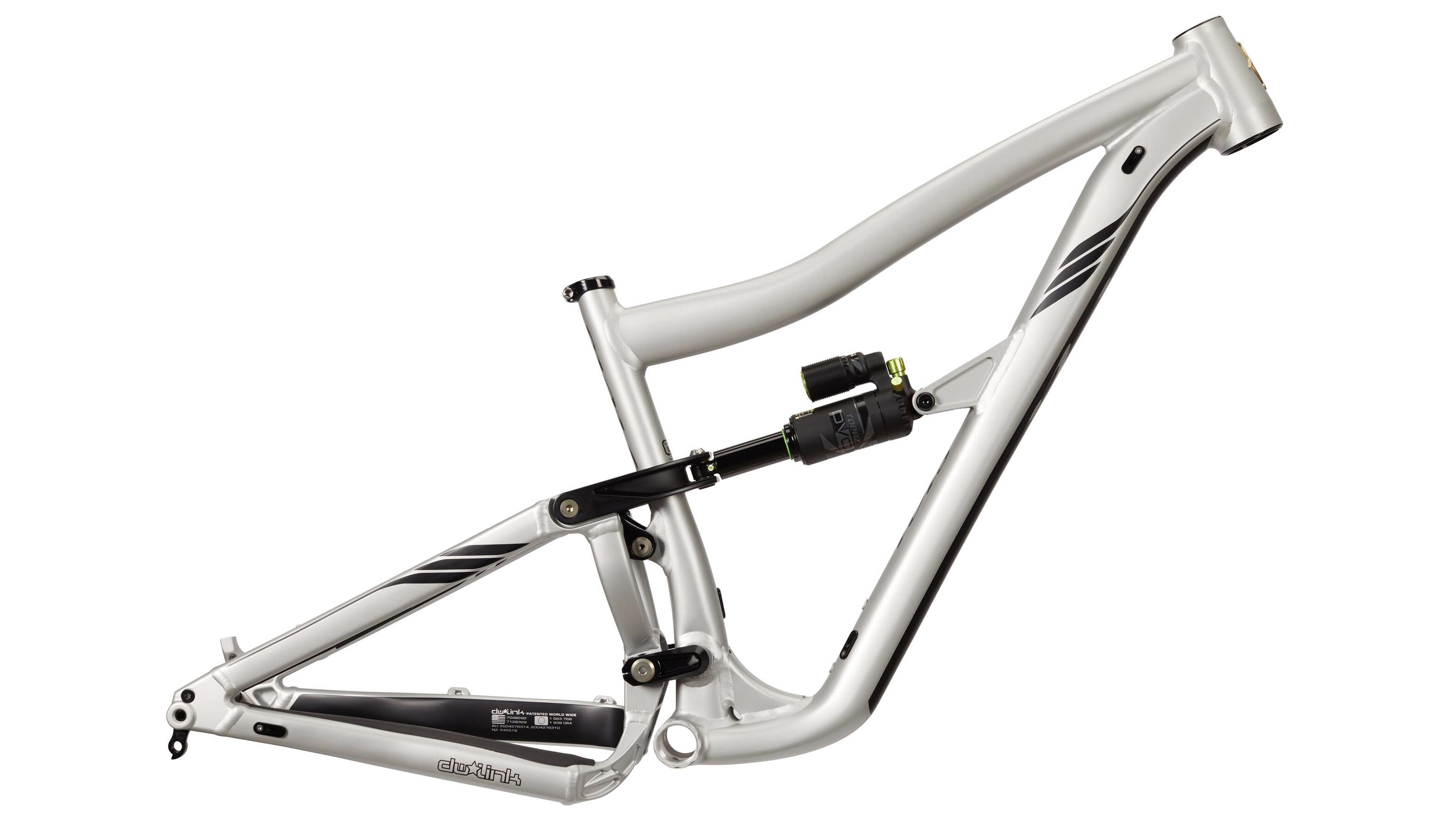 aluminum alloy bike frame