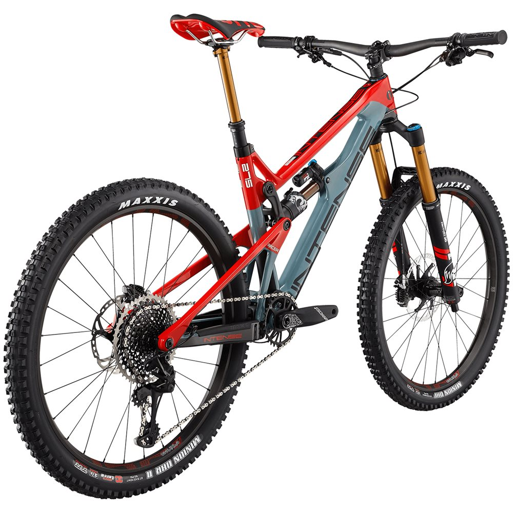 SEPEDA INTENSE TRACER PRO 2020