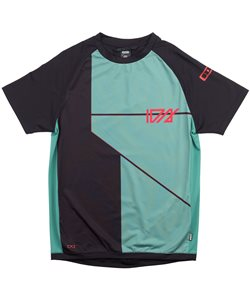 Ion Men's SS Traze Amp Cblock Cycle Tee 2019 Size Large in Black