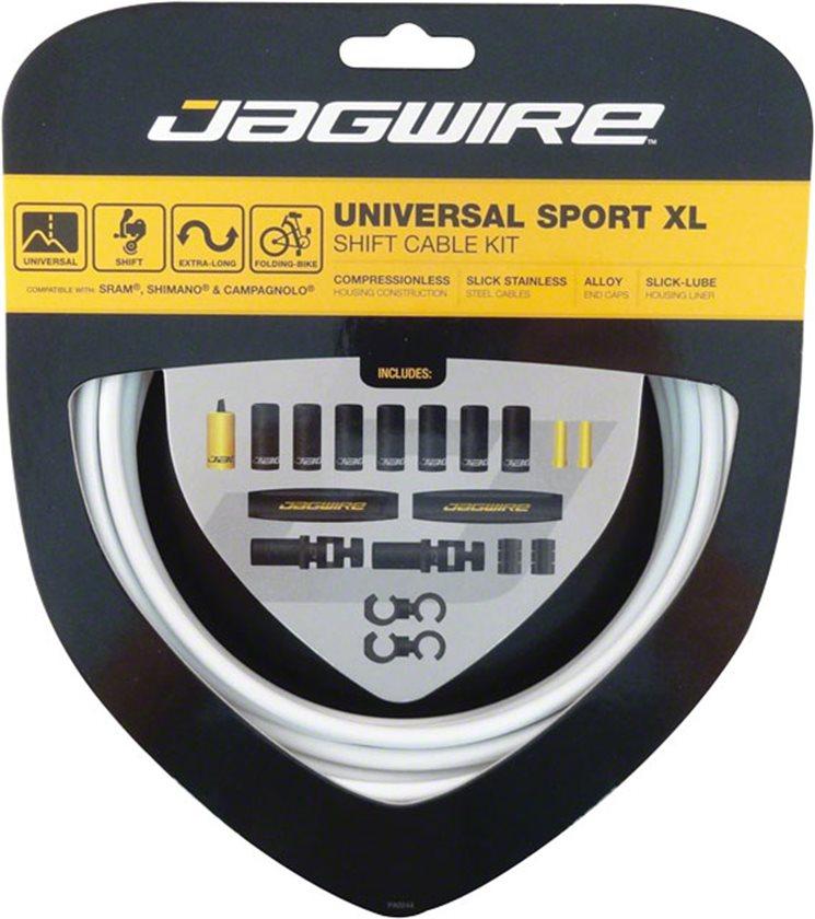 Jagwire Universal Sport Shift XL Kit