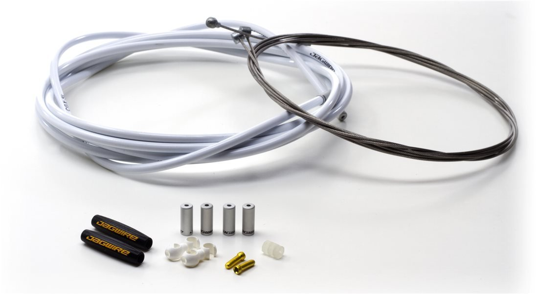 Jagwire Universal Sport Brake Cable Kit Sterling Silver