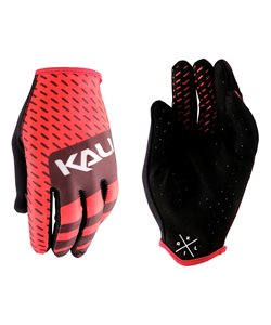 Kali | Mission Gloves Men's | Size Small in Race Black/Red