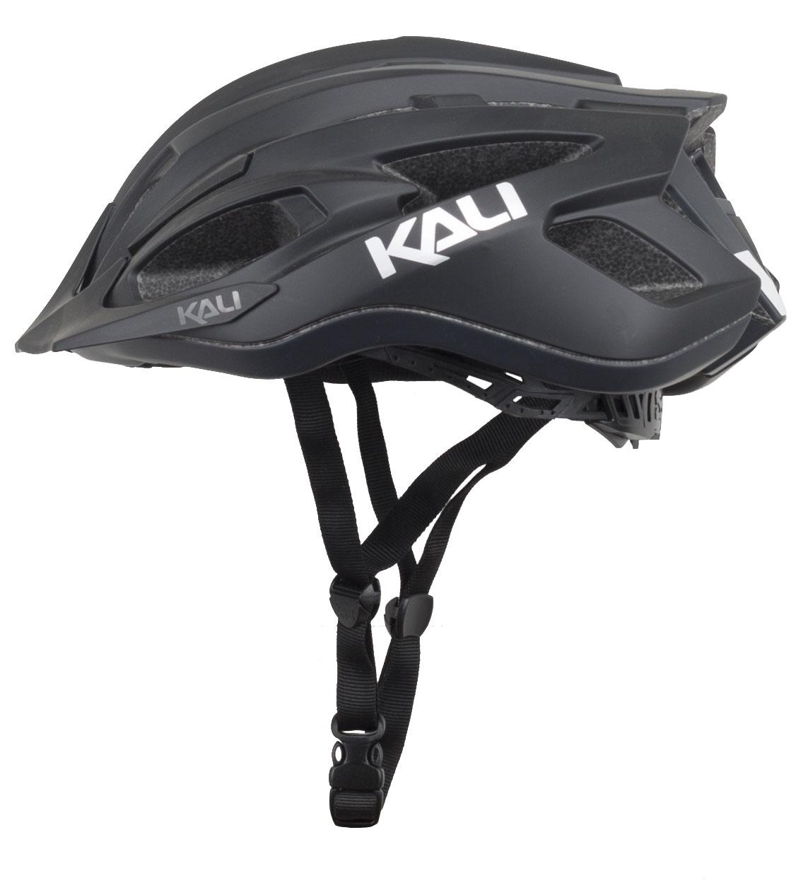 Kali Alchemy Solid Helmet Men's Size Large/Extra Large in Black