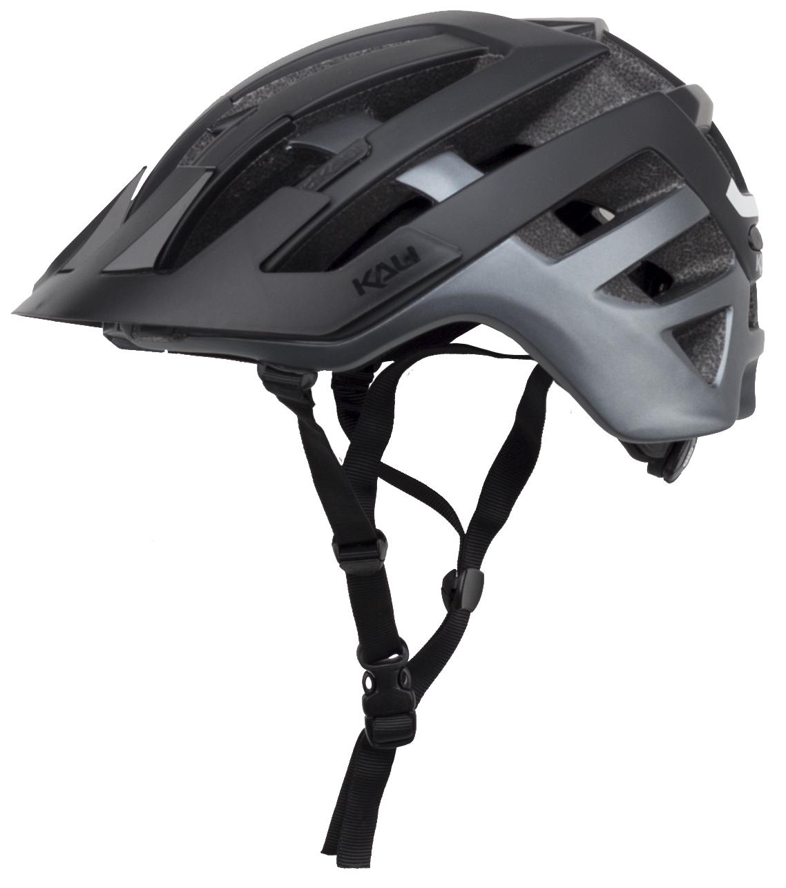 Kali Interceptor Helmet Men's Size Large/Extra Large in Dual Black
