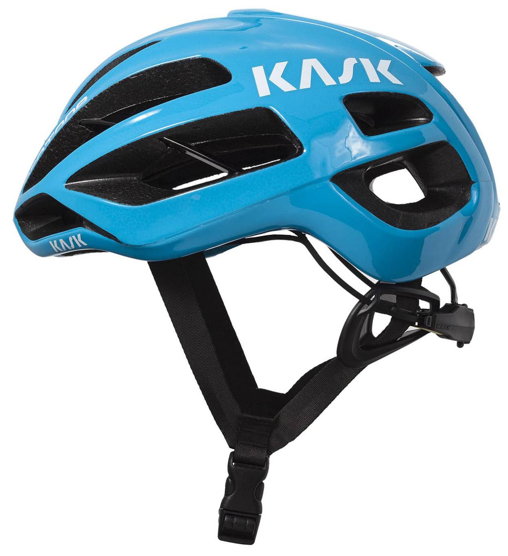 Kask | Protone Road Helmet Men's | Size Small in Light Blue