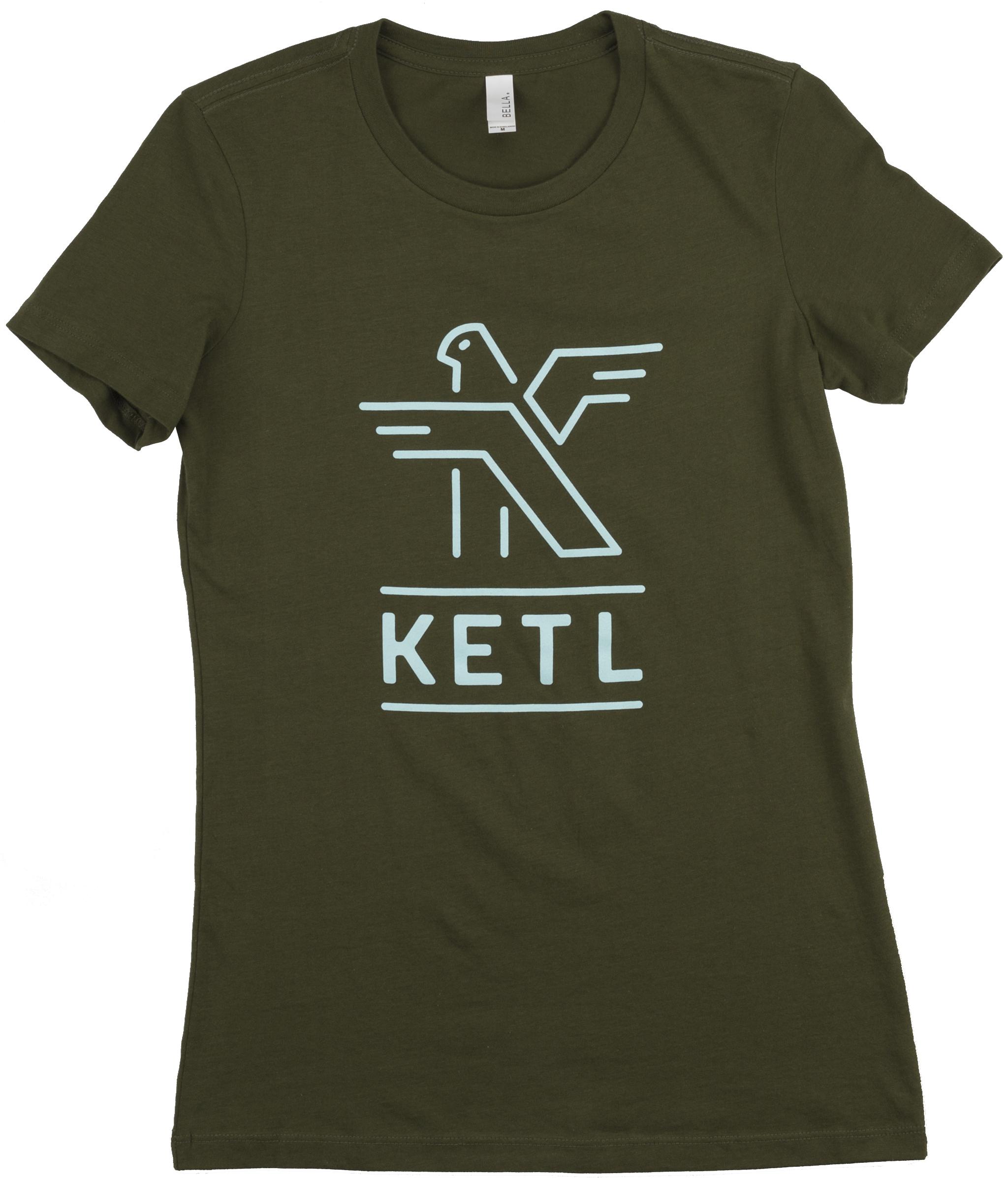 Ketl Women's Logo T-Shirt