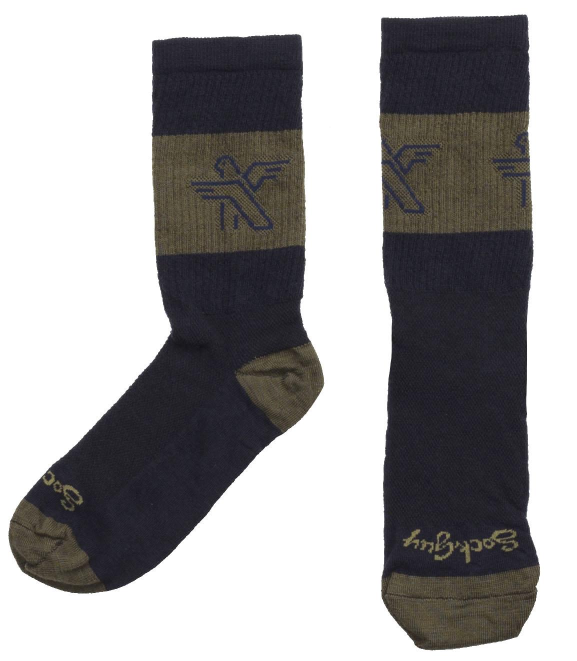 Ketl Logo Wool Socks