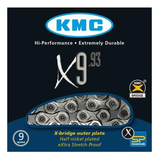 KMC X9.93 9 Speed Chain Bike
