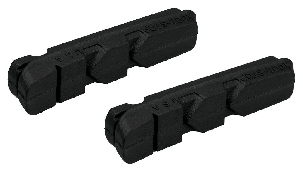 Kool-Stop Brake Pad Inserts fits Dura-Ace//Ultegra//105 Dry /& Wet Condition SALMON