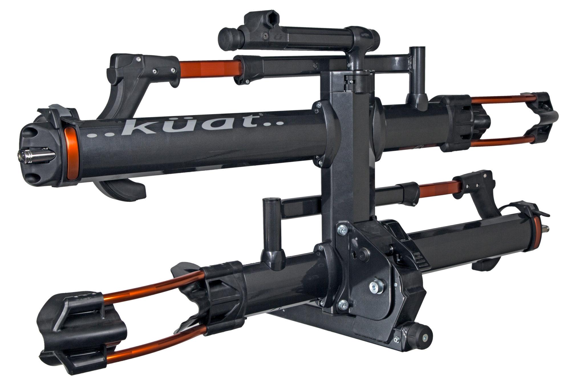 küat 2 bike rack for hitch mount