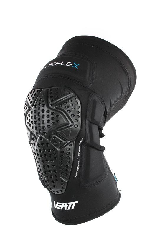 Leatt AirFlex Elbow Guard Black, XX-Large