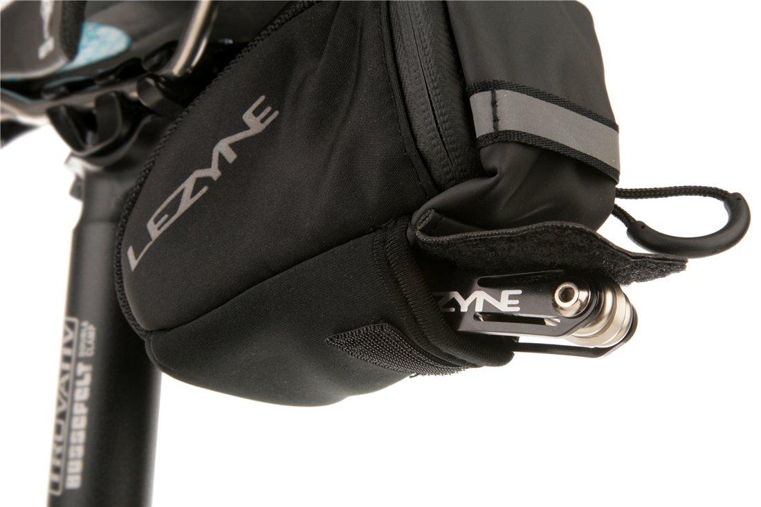 LEZYNE MICRO CADDY-M MTB BLACK SEAT BAG