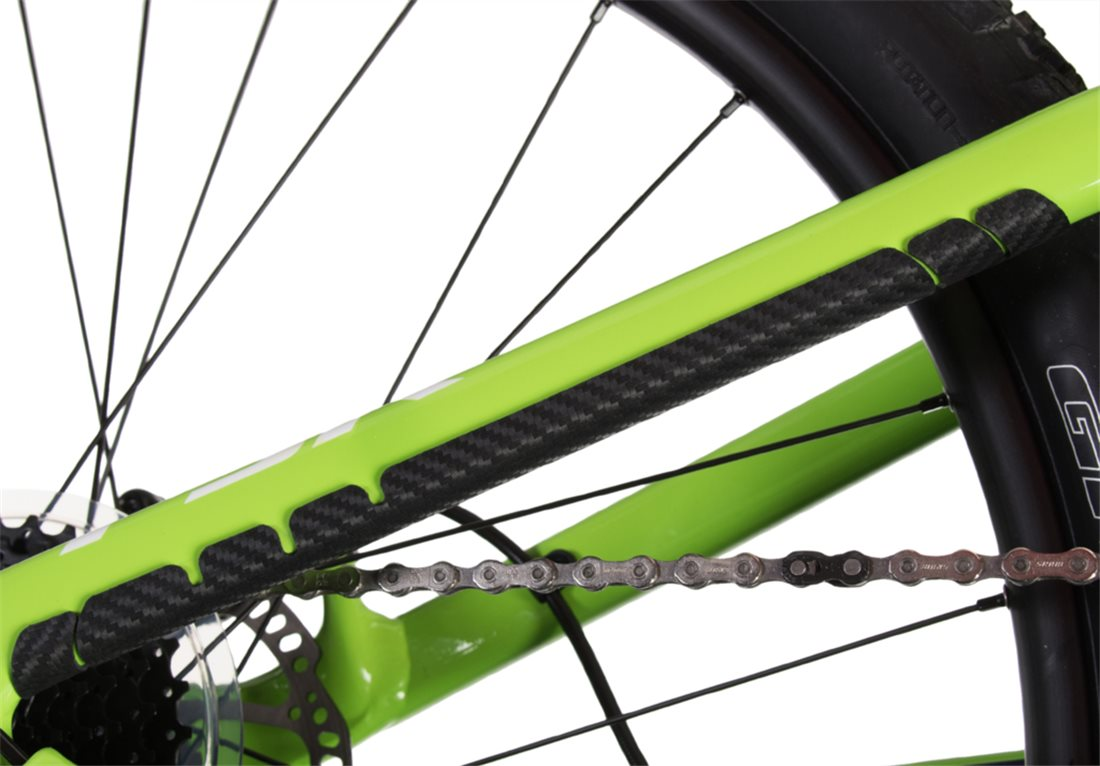 Cycling Bike Patch Lizard Skins Clear Fork Protector Road Bike Protection