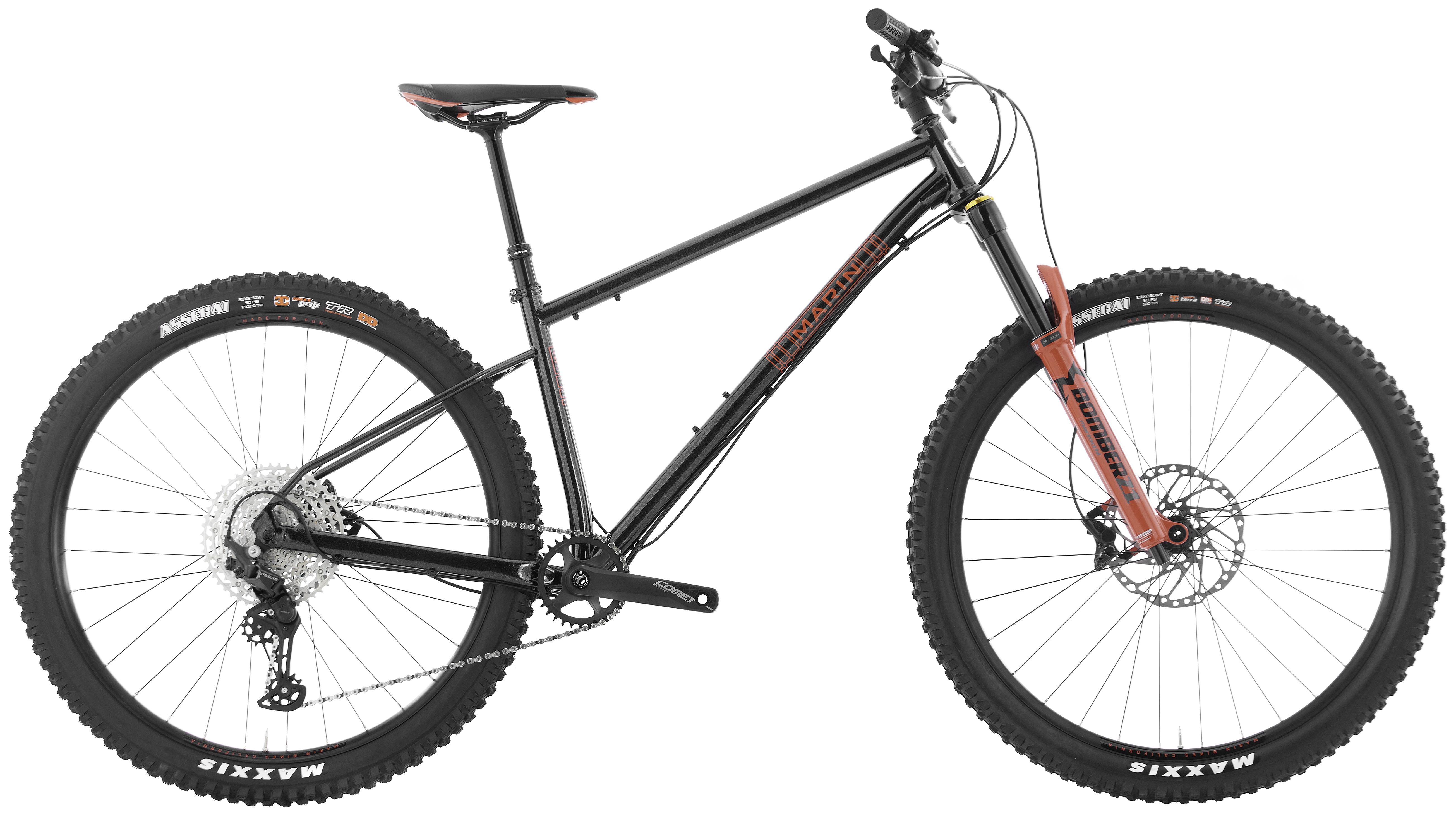 marin el roy 2022 trail all-mountain bike