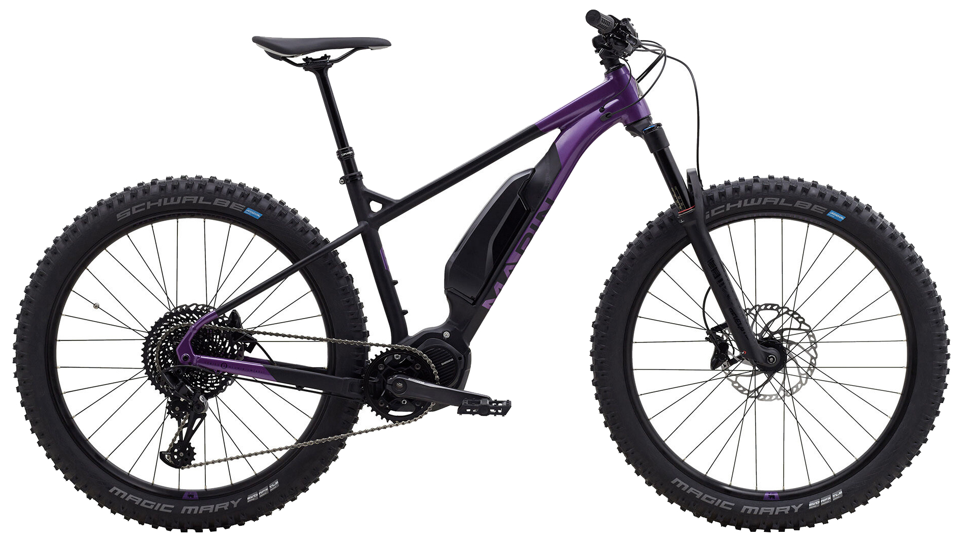 Marin Nail Trail E2 Bike 2020