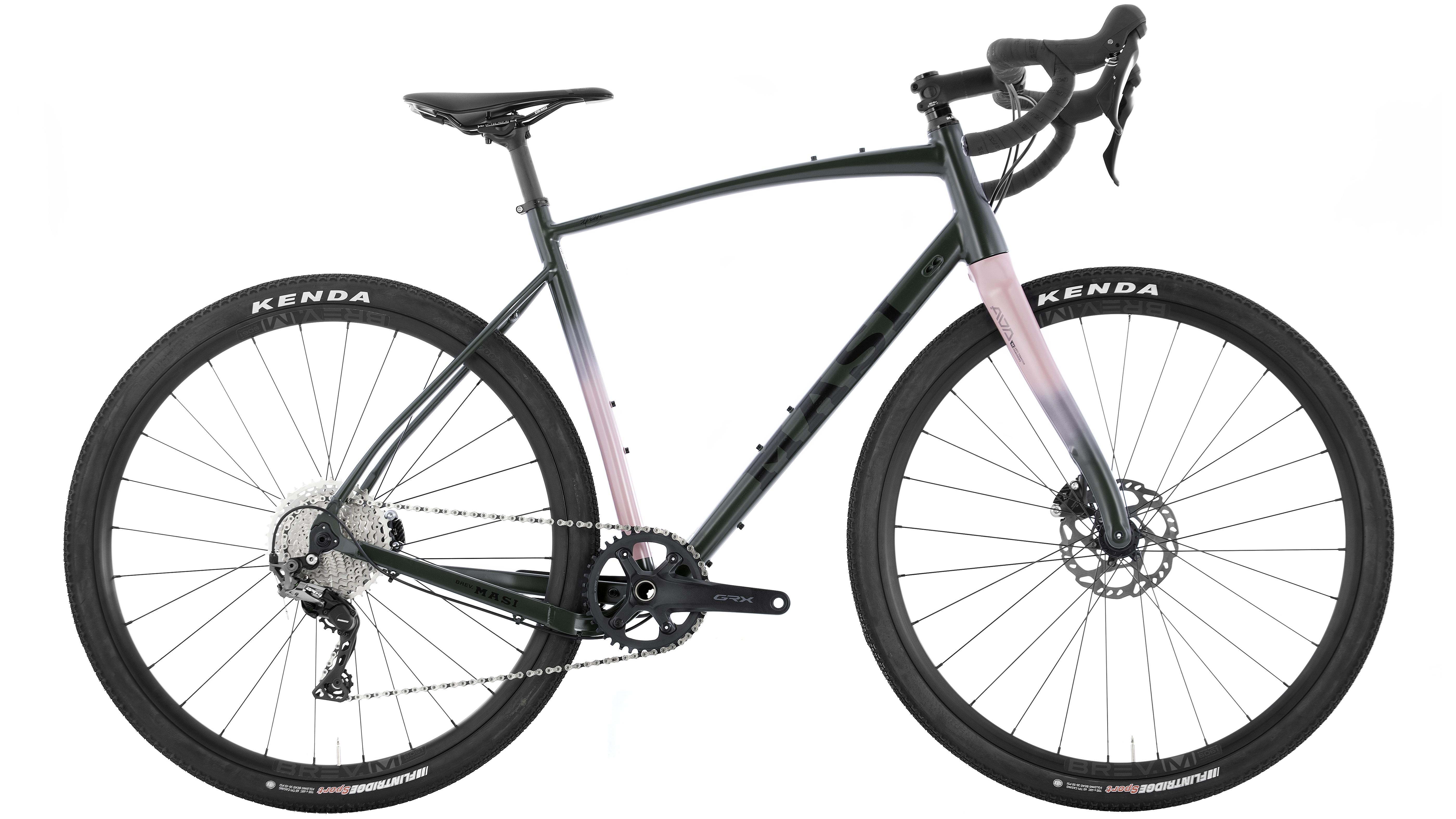 masi brunello female gravel bike