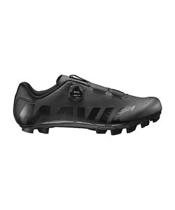 Mavic Crossmax Boa Shoes Men's Size 11.5 in Black