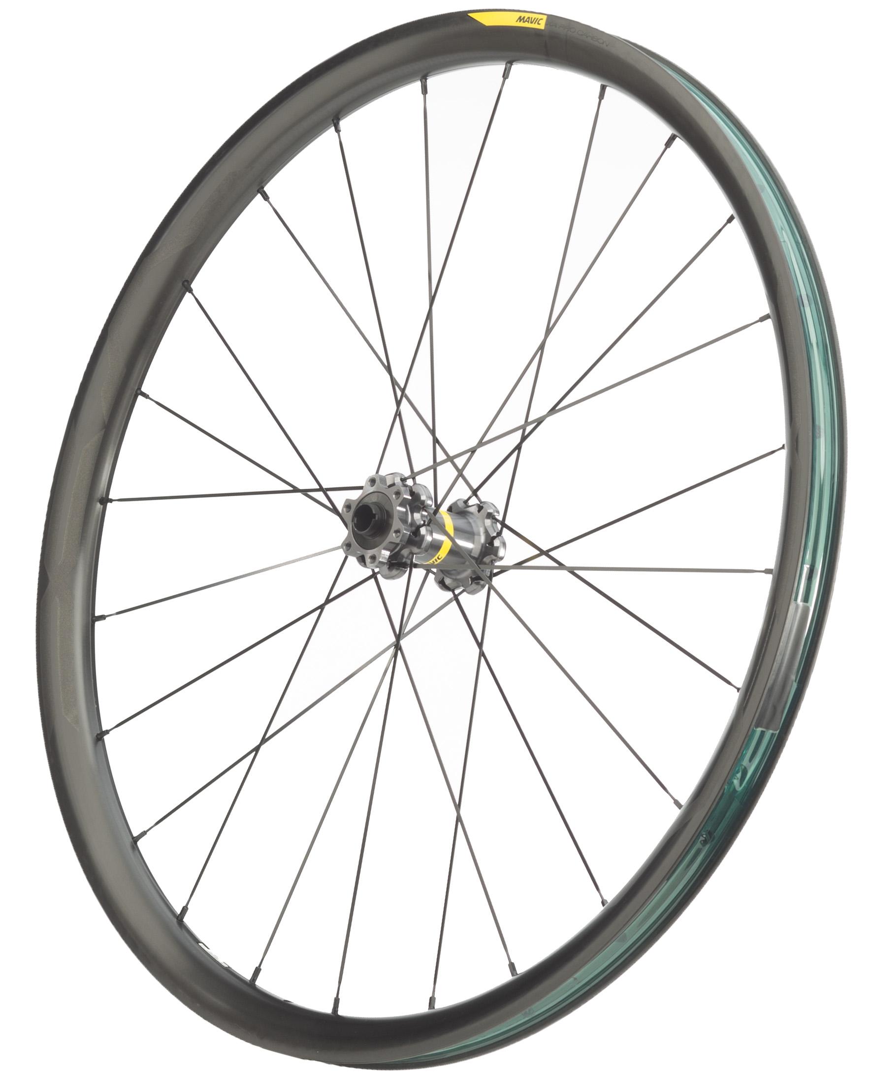 Mavic XA Pro Carbon 27.5 Boost Front Wheel