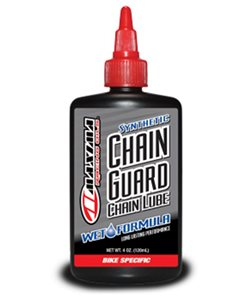 Maxima Chain Guard Wet Formula Lube 4 Fl. Oz.