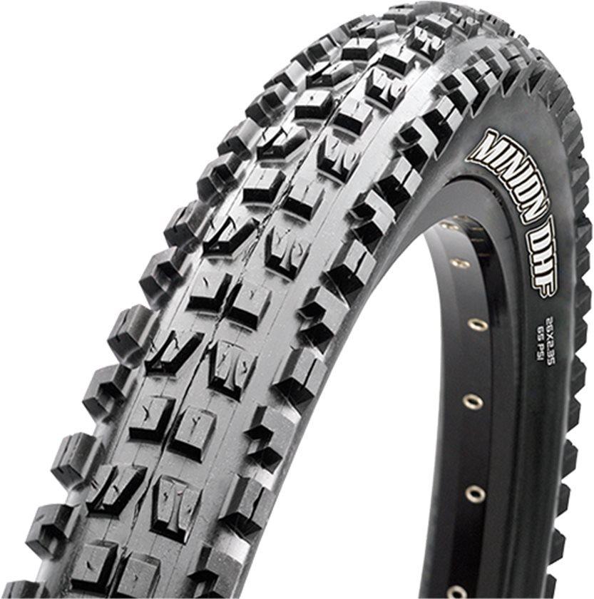 "Maxxis Minion DHF 27.5 x 2.5/"" WT 3C MaxxGrip EXO TR Tire"
