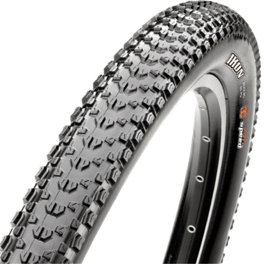 Maxxis Ikon 27.5 x 2.35 Tire EXO 3C Maxx Speed Tubeless Ready Folding 120tpi